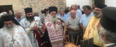 Η Εορτή της Αγίας Σοφίας στην Σητεία