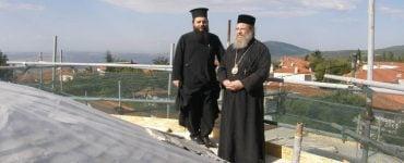 Αναπαλαίωση του Βυζαντινού Μνημείου της Ι.Μ. Ιερισσού