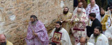 Θεία Λειτουργία μετά από 70 χρόνια στον Άγιο Γεώργιο Ποιμενικού