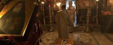 Πρώτη νυχτερινή Θεία Λειτουργία για τον Άγιο Αμφιλόχιο Μακρή
