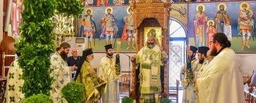 Η εορτή της Υψώσεως του Τιμίου Σταυρού στην Ι.Μ. Λαγκαδά (ΦΩΤΟ)