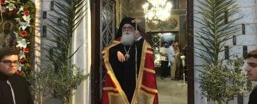 Δημητριάδος Ιγνάτιος: Ο Άγιος Βησσαρίων έχτιζε γεφύρια για τις ανάγκες των ανθρώπων