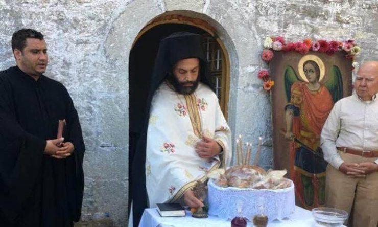 Η Εορτή του Αρχαγγέλου Μιχαήλ στην Ι.Μ. Ναυπάκτου