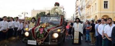 Η Μεγαλειώδης Λιτανεία Αγίας Κάρας του Αποστόλου Ανδρέα στην Πάτρα