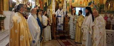 Πατρών Χρυσόστομος: Της Αγίας Σοφίας εορτάζουν όλες οι ευσεβείς μητέρες