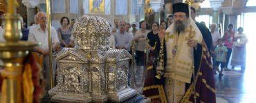 54η επέτειος Επανακομιδής Αγίας Κάρας Αγίου Ανδρέου στην Πάτρα