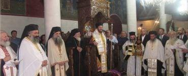 Η Φιλιππιάδα τίμησε τον πολιούχο της Άγιο Βησσαρίωνα