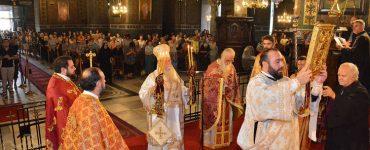 Λαμπρός εορτασμός της Αγίας Σοφίας στη Θεσσαλονίκη (ΦΩΤΟ)