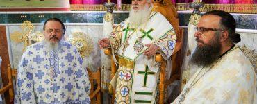 Η εορτή του Αγίου Συμεών Θεσσαλονίκης στην Ι.Μ. Βεροίας (ΦΩΤΟ)