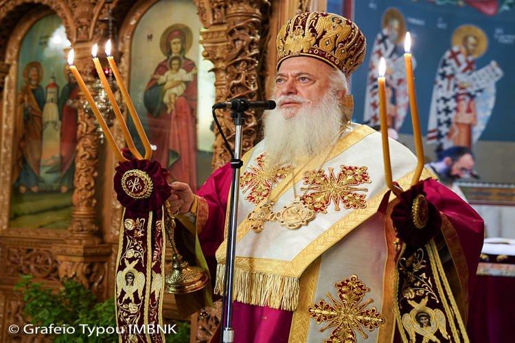Η Εορτή της Αγίας Σοφίας στην Ι.M. Βεροίας (ΦΩΤΟ)