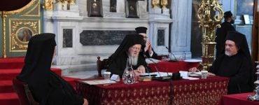 Οικουμενικός Πατριάρχης: Αγωνιζόμαστε για την ενότητα και ευστάθεια της Ορθοδοξίας