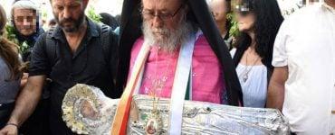Άνοδος Εικόνας της Θεοτόκου στο Πατριαρχείο Ιεροσολύμων