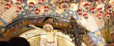 Η Ύψωση του Τιμίου Σταυρού στο Πατριαρχείο Ιεροσολύμων