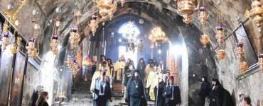 Η Εορτή Γενεθλίου της Θεοτόκου στο Πατριαρχείο Ιεροσολύμων