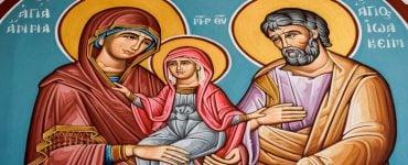 Η Γέννηση της Θεοτόκου έδωσε χαρά σ' όλη την οικουμένη