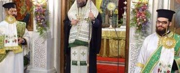 Μεθέορτος Εσπερινός Αγίας Ευφημίας στη Νέα Χαλκηδόνα