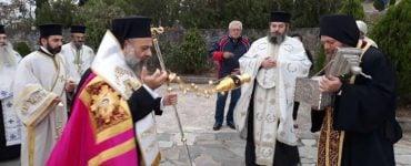 Η εορτή του Αγίου Ιερομάρτυρος Σεραφείμ στην Ι.Μ. Θεσσαλιώτιδος