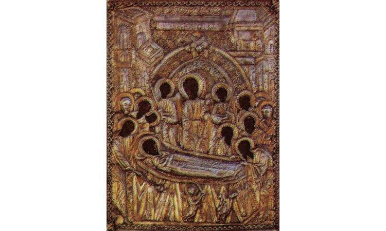 Παναγία η Μαλεβή - Η γυναίκα με το μύρο