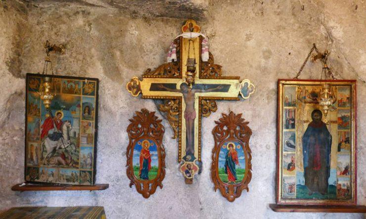 Προσευχές στον Σταυρό του Κυρίου
