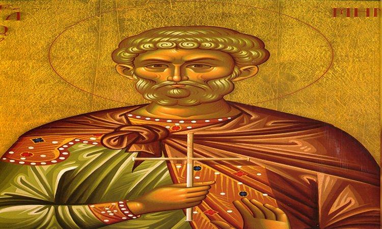 Θαύμα Αγίου Μηνά στον πατήρ Γεώργιο