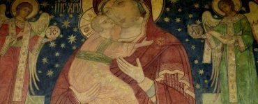 Υποδοχή Παναγίας Ελαιωνίτισσας από τα Ιεροσόλυμα στην Κύπρο