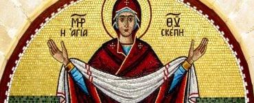Αγία Σκέπη Υπεραγίας Θεοτόκου και επέτειος του «ΟΧΙ»