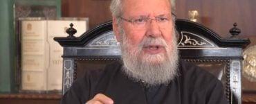 Αρχιεπίσκοπος Κύπρου: Εγώ και ο καρκίνος... (ΒΙΝΤΕΟ)
