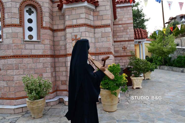 Αγρυπνία Αγίου Ιγνατίου οσιομάρτυρα στην ορεινή Ζόγκα