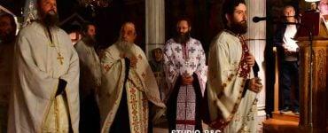 Αγρυπνία στην Ευαγγελίστρια Ναυπλίου