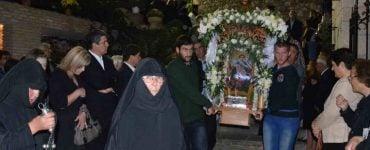 Εκοιμήθη η μοναχή Παταπία της Ι.Μ. Αγίου Δημητρίου Καρακαλά