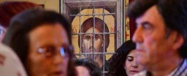 Η Εορτή του Αγίου Γερασίμου στις Αγροτικές φυλακές Νέας Τίρυνθας