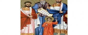 Εορτή Αγίων Ναζάριου, Προτάσιου, Γερβάσιου και Κέλσιου