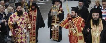 Στη Λαμία η Τιμία Κάρα του Αγίου Ιωάννου του Νηστευτού