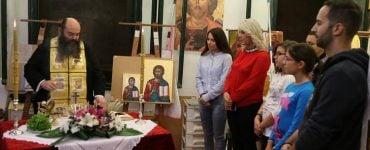 Αγιασμός Σχολής Αγιογραφίας της Ι.Μ. Δημητριάδος