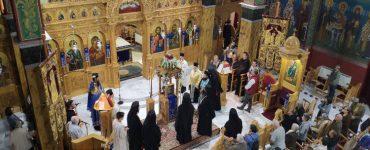 Υποδοχή Παναγίας Καναλιώτισσας στο Βόλο