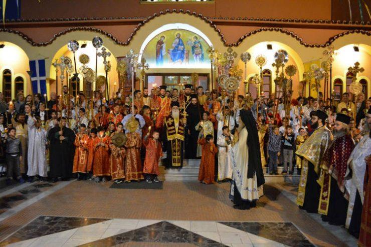 Μητρόπολη Δημητριάδος: Οι Ιεροπαίδες τίμησαν τον Προστάτη τους Άγιο Νέστορα