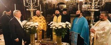 Επιστροφή δεξιάς χειρός του Αγίου Σπυρίδωνος στην Κέρκυρα