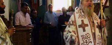 Αρχιερατική Θεία Λειτουργία στον Άγιο Ιωάννη τον Ερημίτη στην Ι.Μ. Κυδωνίας