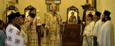 Πρώτη Θεία Λειτουργία στον Όσιο Νικηφόρο το Λεπρό