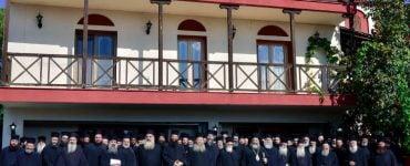Δεύτερη Ιερατική Σύναξη στην Ι.Μ. Λαγκαδά