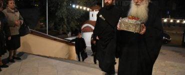 Η Κομοτηνή υποδέχτηκε λείψανο του Αγίου Λουκά του Ιατρού