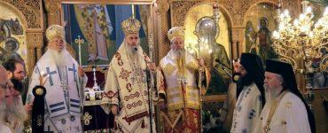 Προεόρτια Αγίου Ιεροθέου στη Ναύπακτο