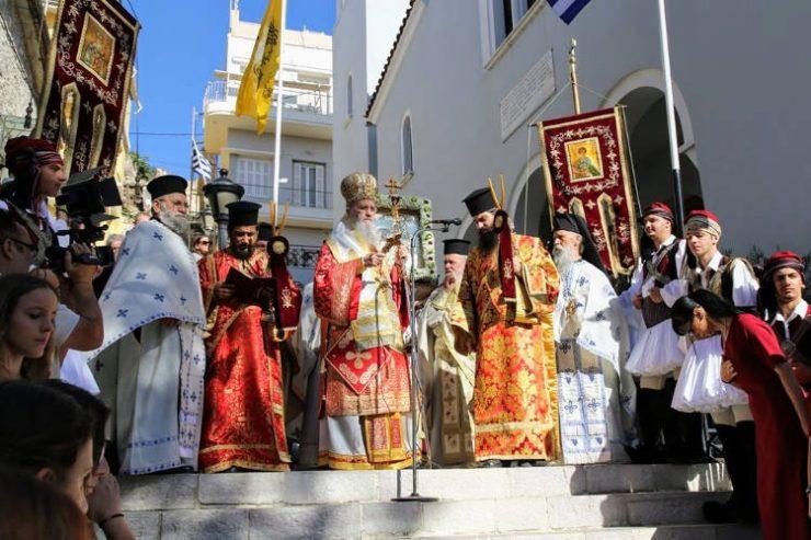 Η Εορτή του Πολιούχου Αγίου Δημητρίου στη Ναύπακτο
