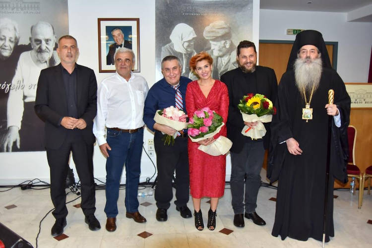 Με επιτυχία η εκδήλωση του Γηροκομείου Πειραιά Αφιερωμένη στους Γέροντες και Γερόντισσες