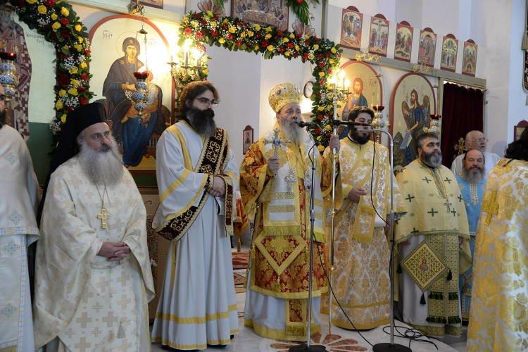 Η Εορτή Αγίου Διονυσίου του Αρεοπαγίτου στην Πάτρα