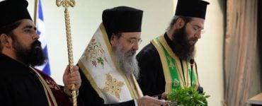 Αγιασμός στα ΑΤΕΙ Δυτικής Ελλάδος από τον Πατρών Χρυσόστομο
