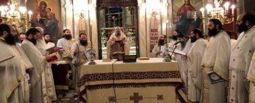 Θεία Λειτουργία Αγίου Ιακώβου Αδελφοθέου στην Πάτρα