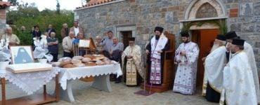 Η Εορτή του Αγίου Ευαγγελιστού Λουκά στην Ι.Μ. Πέτρας