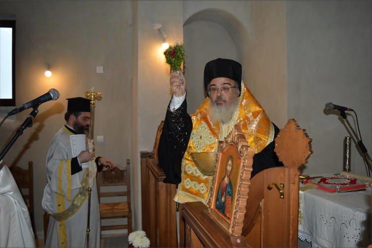 Θυρανοίξια Ιερού Ναού Αγίου Δημητρίου στην Πρέβεζα