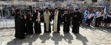 Η Εθνική επέτειος της 28ης Οκτωβρίου στη Σύμη